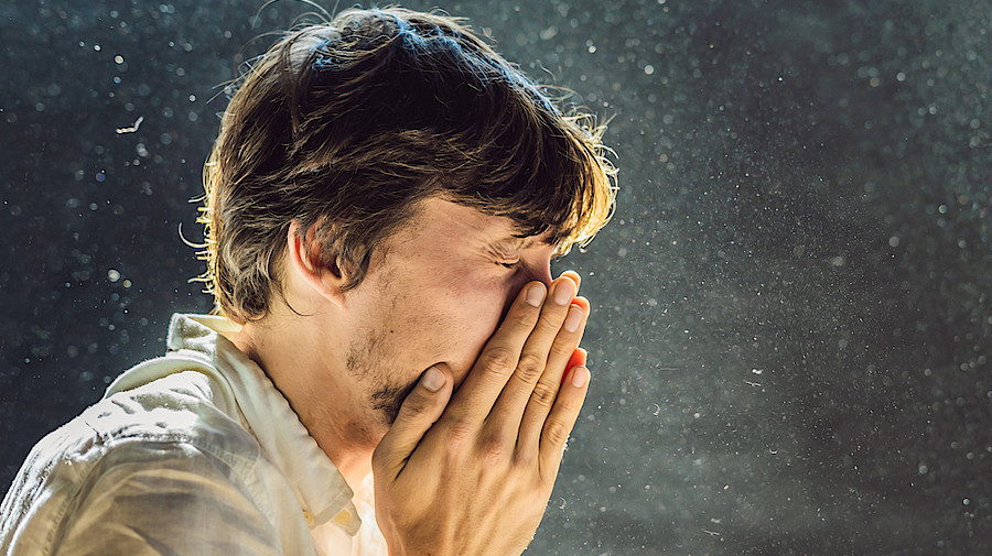 Ansteckend dyshidrose Dyshidrosis apfelessig