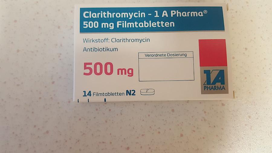 Paracetamol in kombination mit antibiotika
