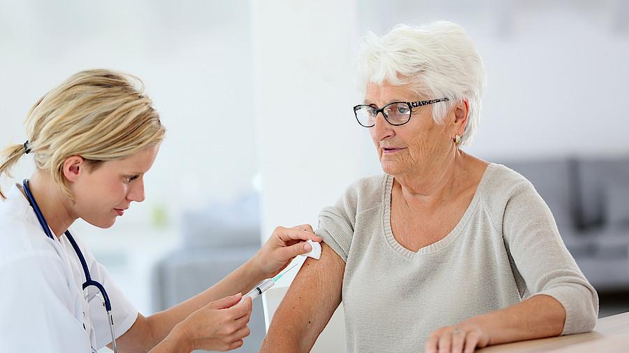 Pneumokokken-Impfstoffe nur noch für Risikogruppen