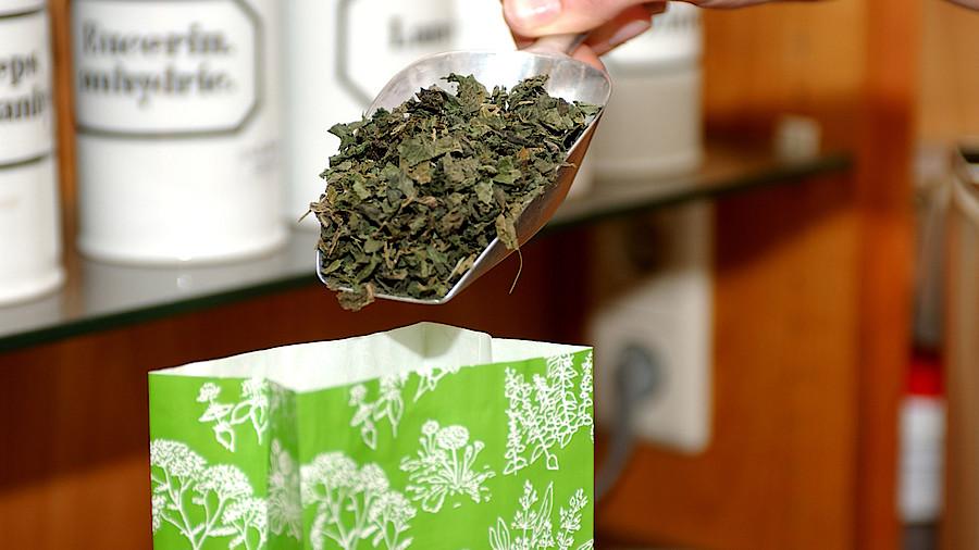 Prächtig Apotheken verkaufen mehr Tee | APOTHEKE ADHOC &UF_03
