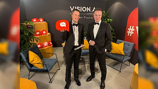 VISION.A Awards 2020 verliehen