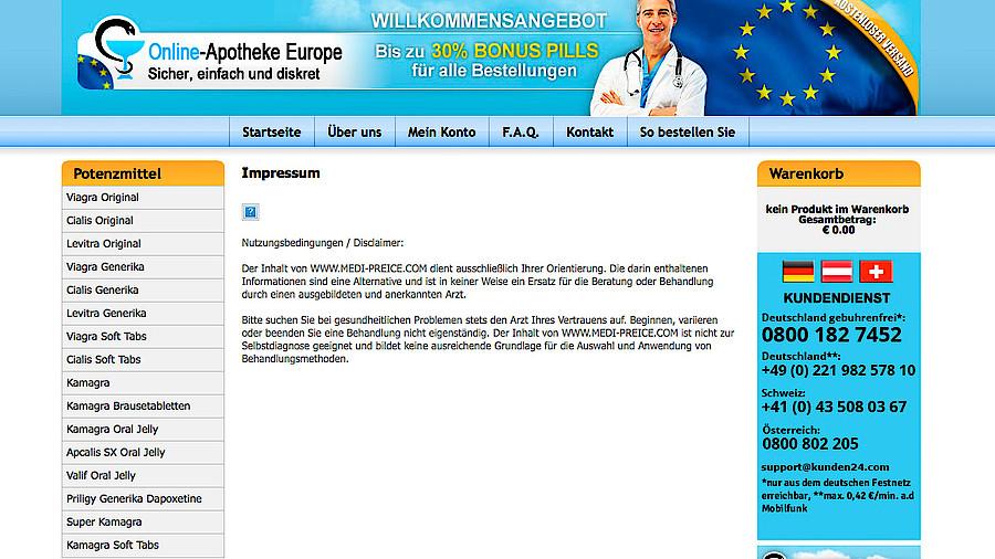 Levitra 60 mg ohne rezept Hildesheim