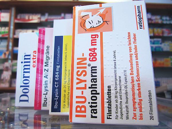 Kein Ibuprofen bei Verdacht auf Coronavirus-Infektion einnehmen