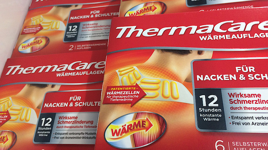 Voltaren Wird Heiß Kampfpreis Gegen Thermacare Apotheke