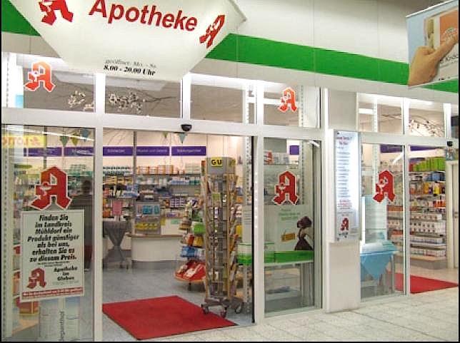 apotheker kapituliert vor zwischenmieter apotheke adhoc. Black Bedroom Furniture Sets. Home Design Ideas