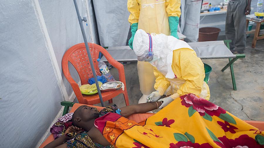 Weiterer Ebola-Verdachtsfall in Demokratischer Republik Kongo