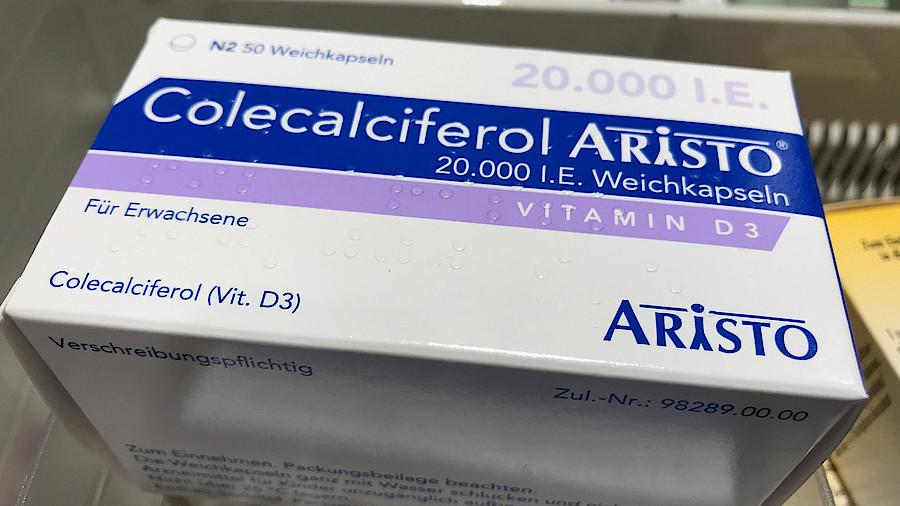 colecalciferol aristo 20000