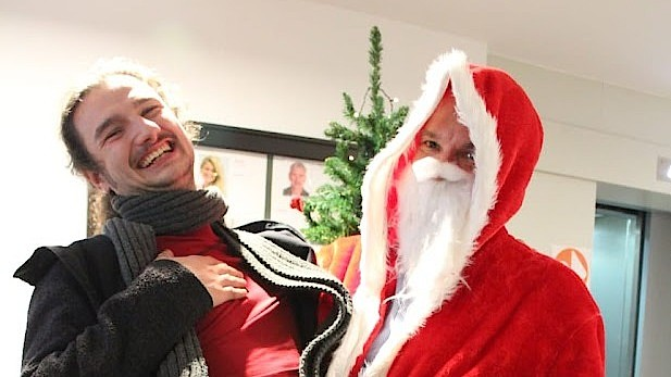 Weihnachtsfeier Heilbronn.Pta Schüler Feiern X Mas Apotheke Adhoc