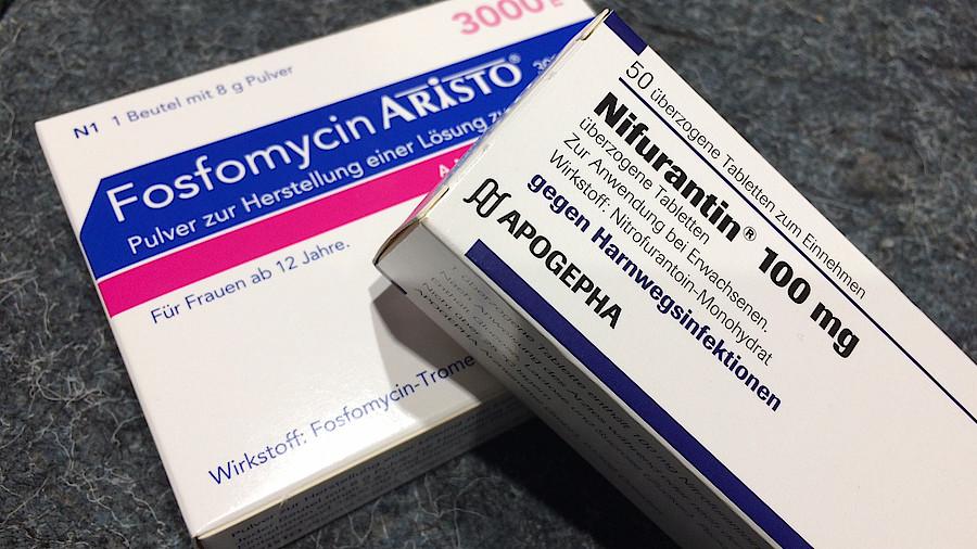 Fosfomycin Schwangerschaft