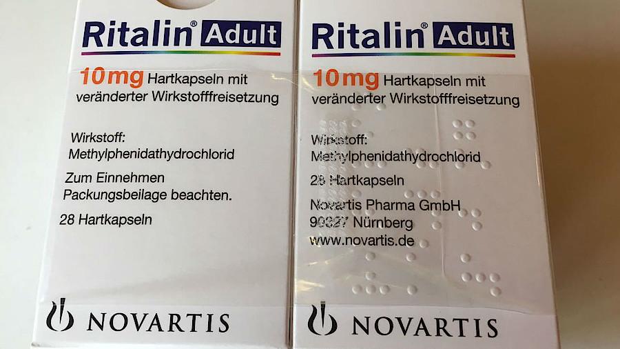 Ritalin adults