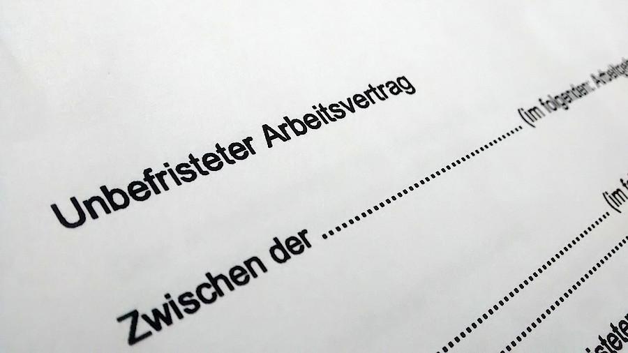 Etwa Drei Millionen Arbeitsverträge Befristet Apotheke Adhoc