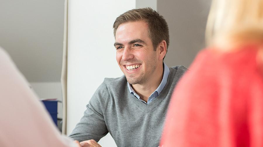 Sixtus macht zu wenig Umsatz:Philipp Lahm muss Unternehmen umbauen
