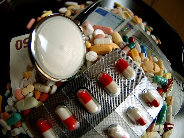 Gesundheitsversorgung kostet über eine Milliarde Euro am Tag