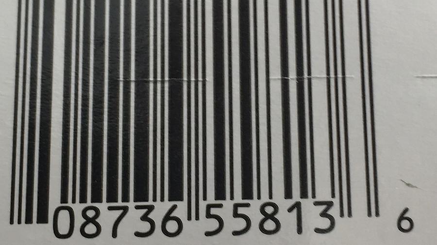 barcodes entstören