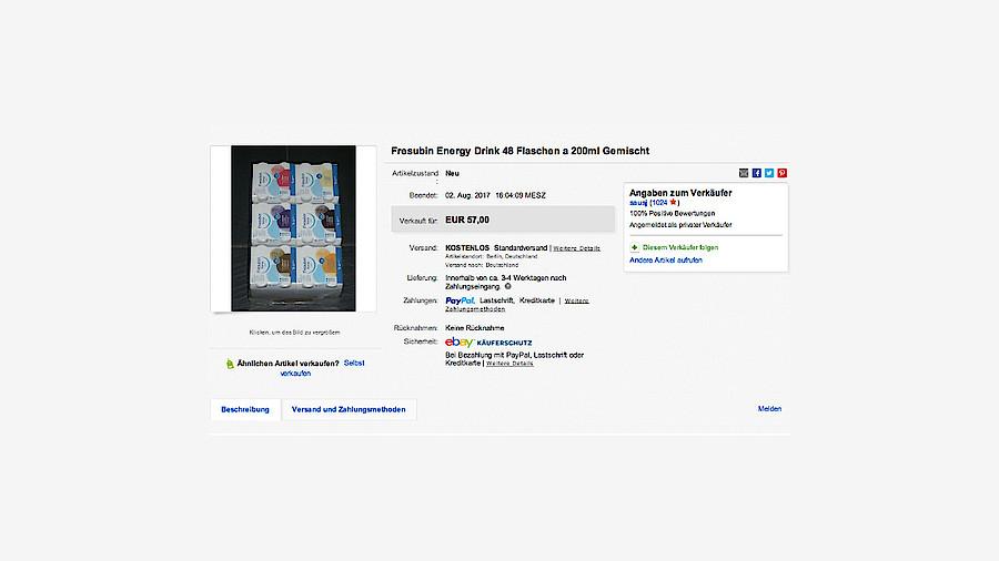 almased schlacht auf ebay apotheke adhoc. Black Bedroom Furniture Sets. Home Design Ideas
