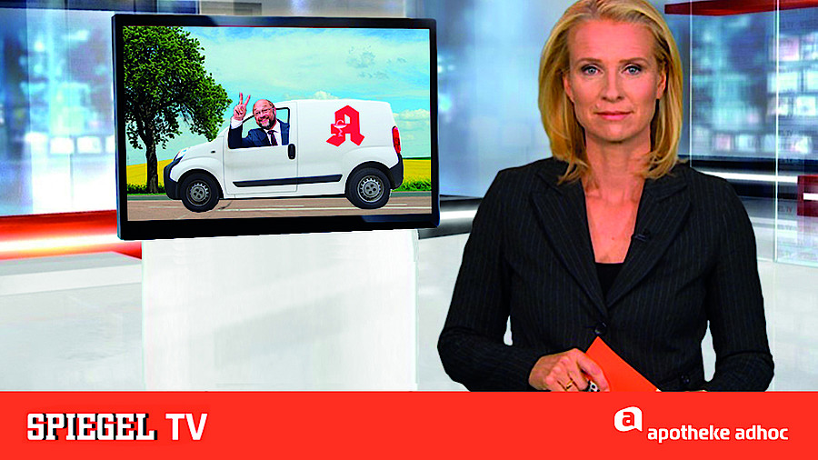 Spiegel tv spd chef jobbt in apotheke apotheke adhoc for Spiegel tv reportage mediathek
