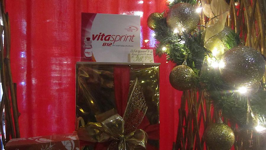 Das sind die wichtigsten weihnachts medikamente apotheke Weihnachtsdeko schaufenster apotheke