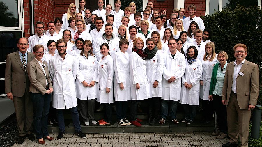 Kammer: Weiße Kittel für Studenten   APOTHEKE ADHOC