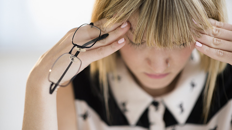 Migräne vortäuschen