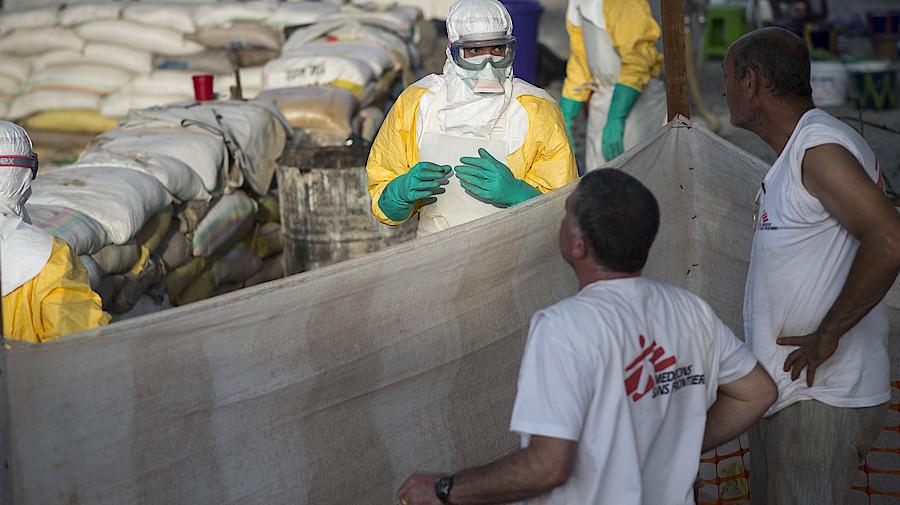 WHO: Ebola-Fall aus Millionenstadt in Demokratischer Republik Kongo gemeldet