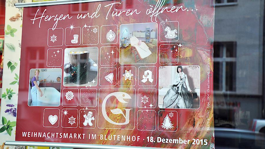 So dekorieren die kollegen apotheke adhoc for Weihnachtsdeko schaufenster