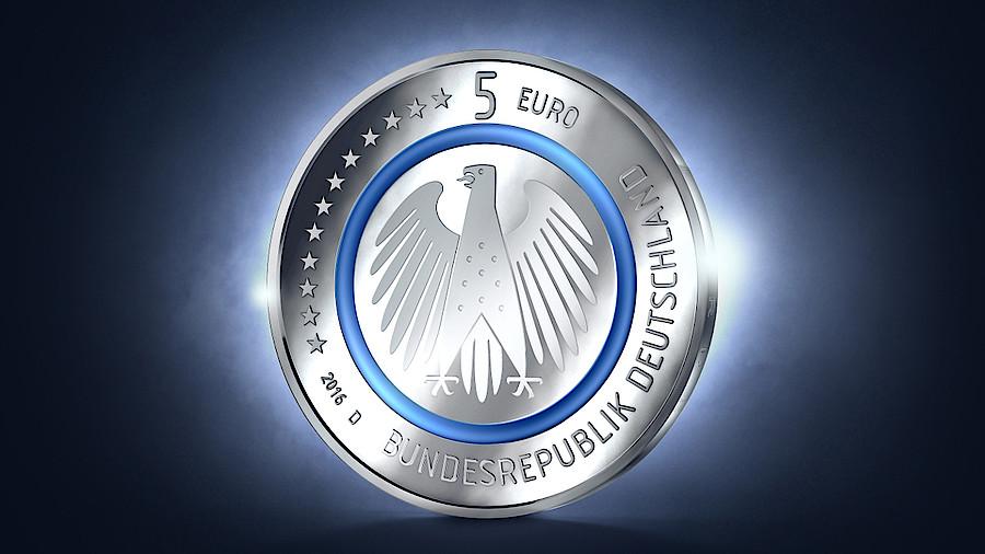 Die 5 Euro Münze Ist Da Apotheke Adhoc
