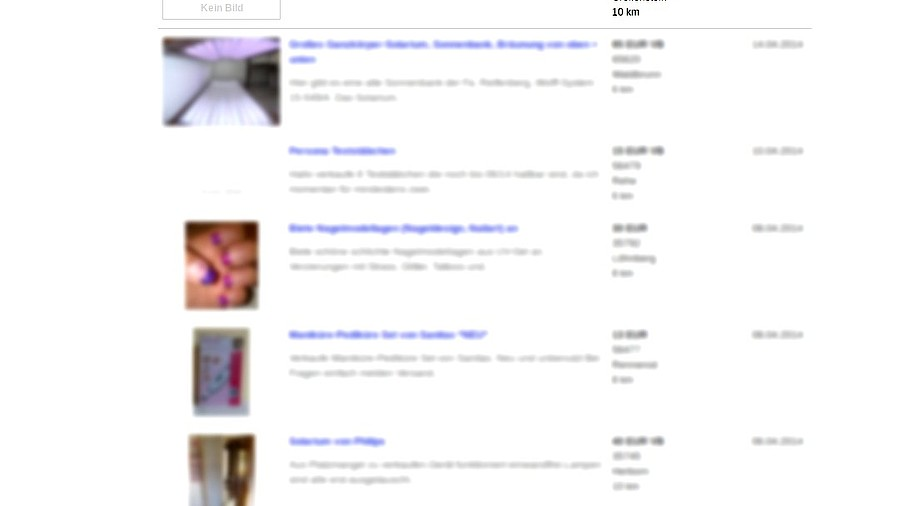 52c4f780df1b9 MCP-Tropfen wurden nach dem Rückruf bei ebay Kleinanzeigen angeboten.  Screenshot