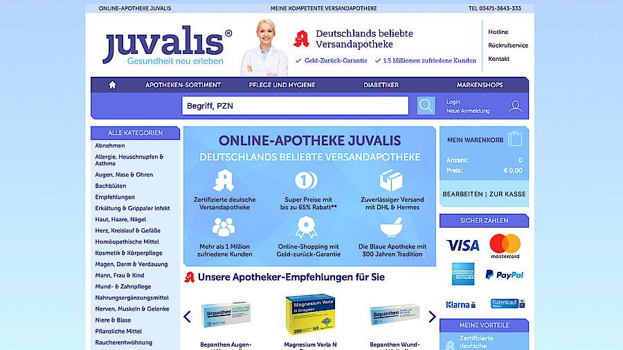 Insolvenz Juvalis Chef Musste Verkaufen Apotheke Adhoc