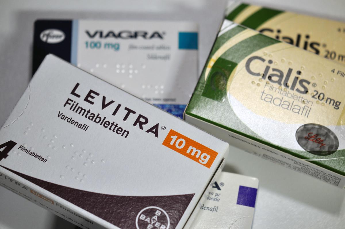 Viagra und cialis