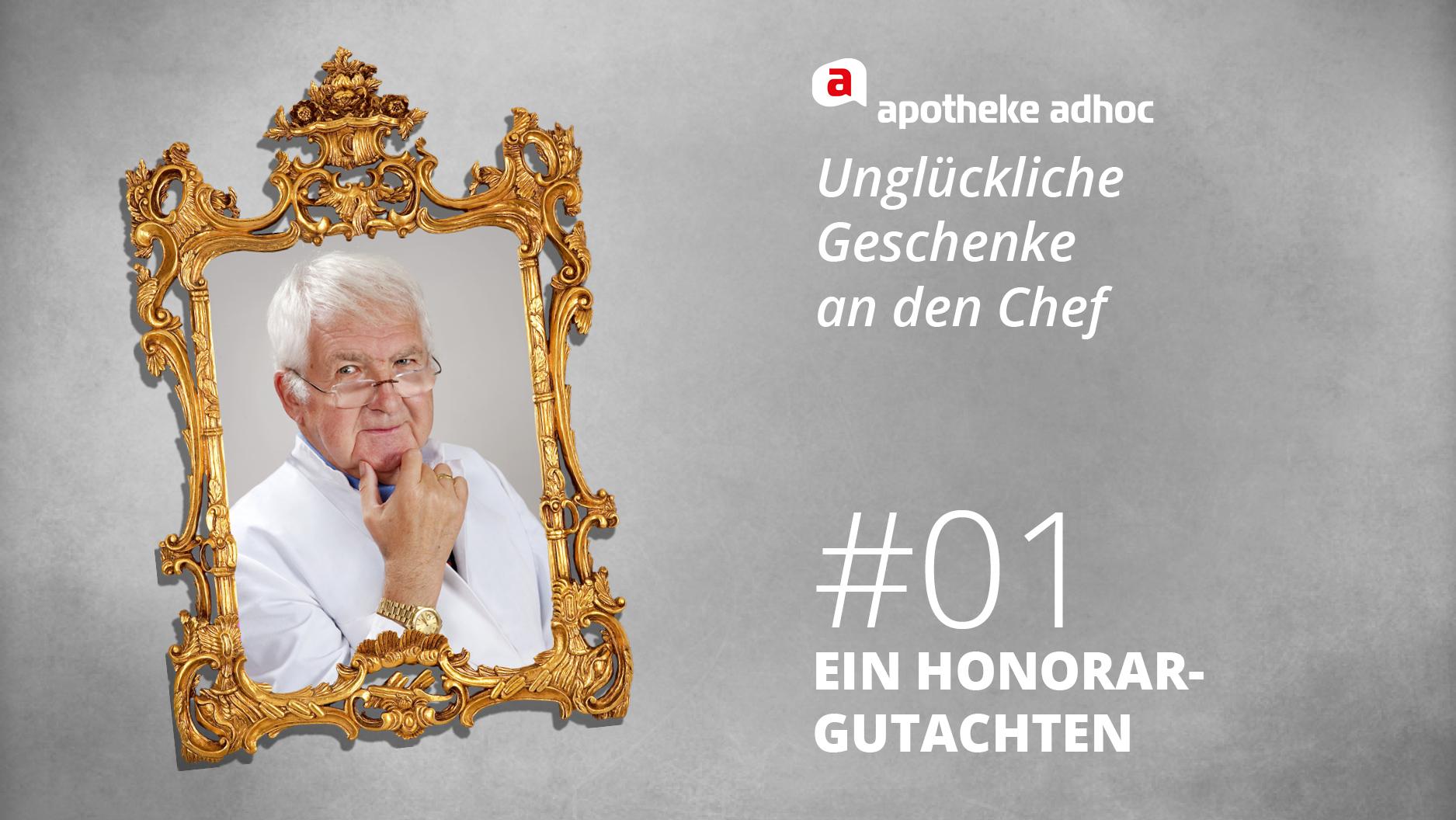 Unmögliche Chef-Geschenke | APOTHEKE ADHOC