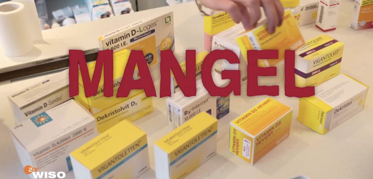 Vitamin d mangel muskelverspannungen