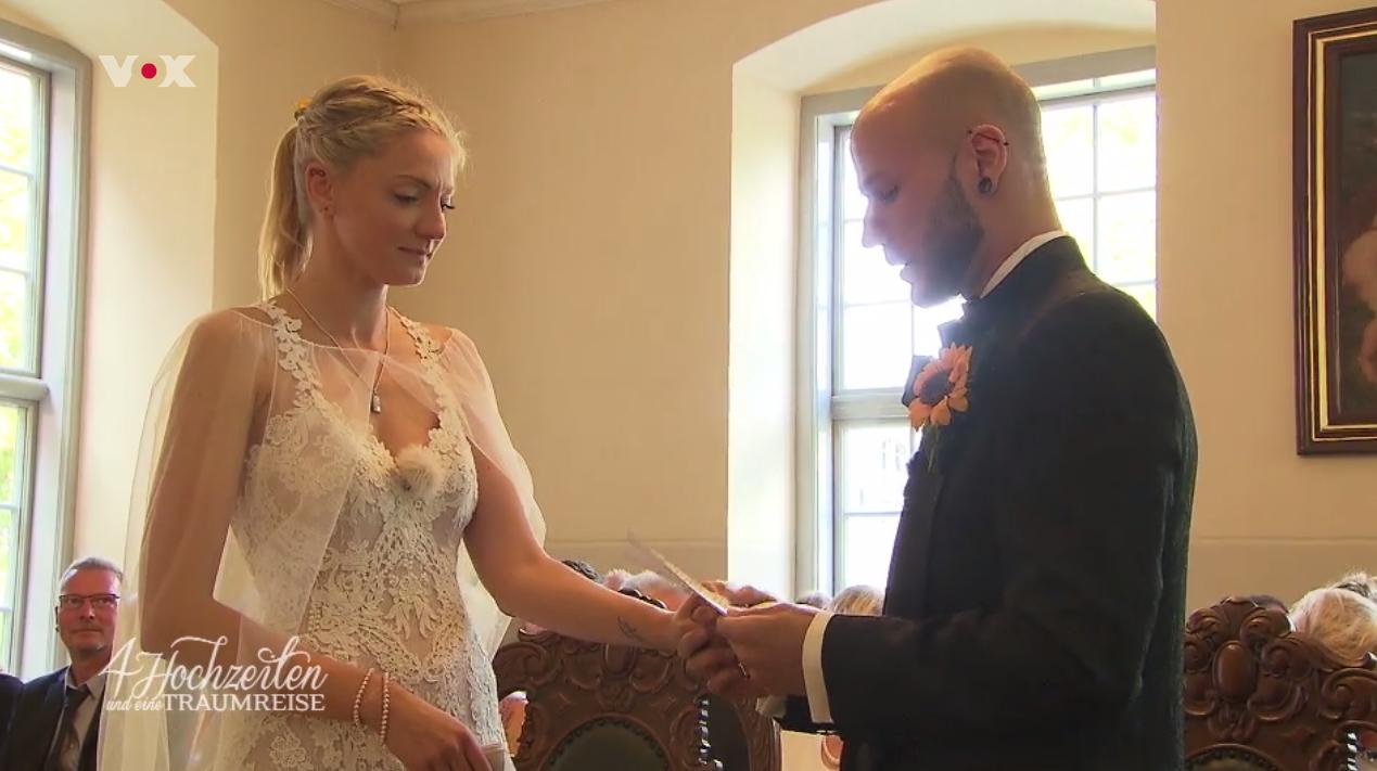 4 Hochzeiten Und Eine Traumreise Bezahlung