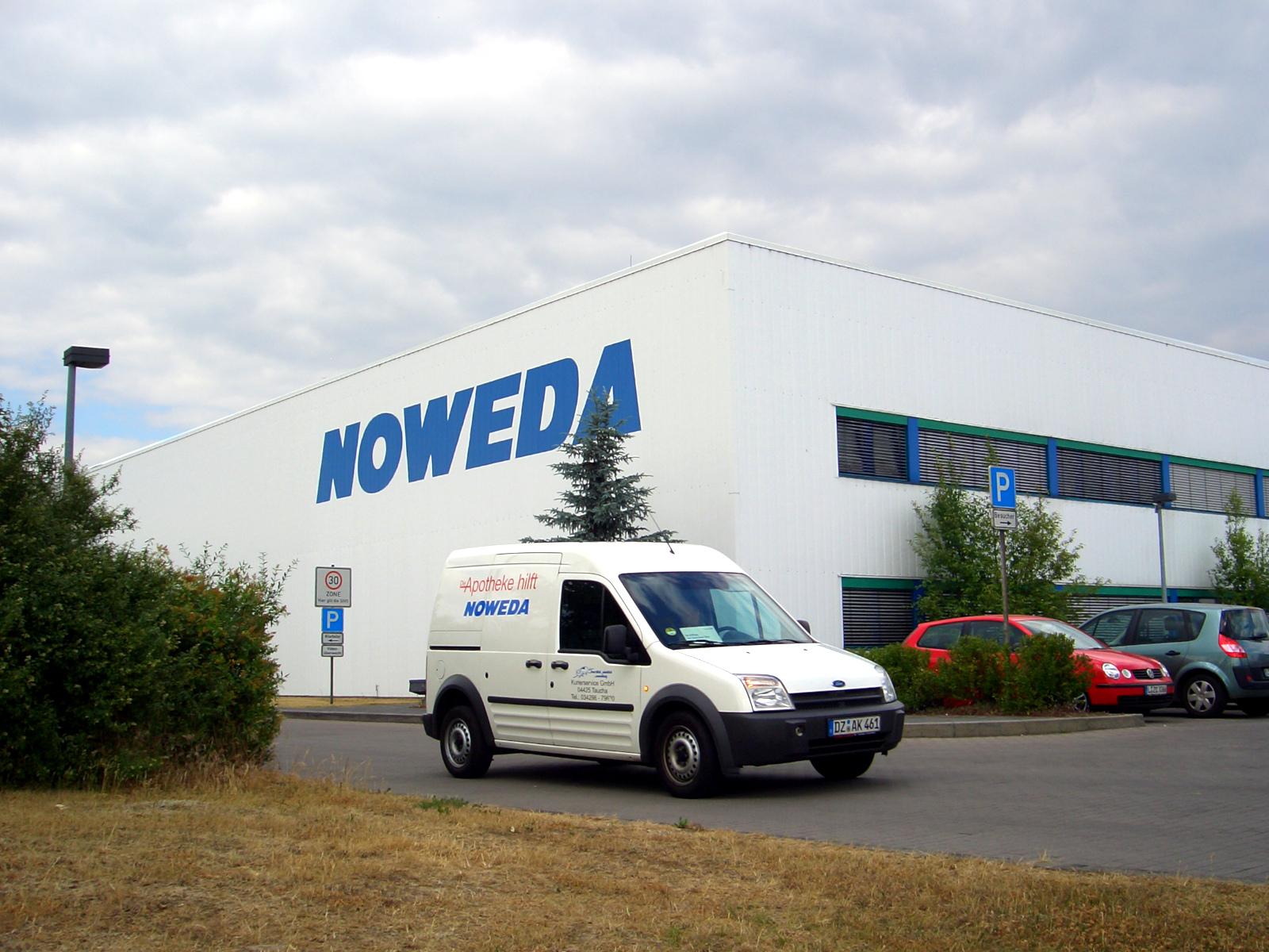 Störung bei Noweda: Lieferstopp in Bielefeld/Herford und Taucha - APOTHEKE ADHOC