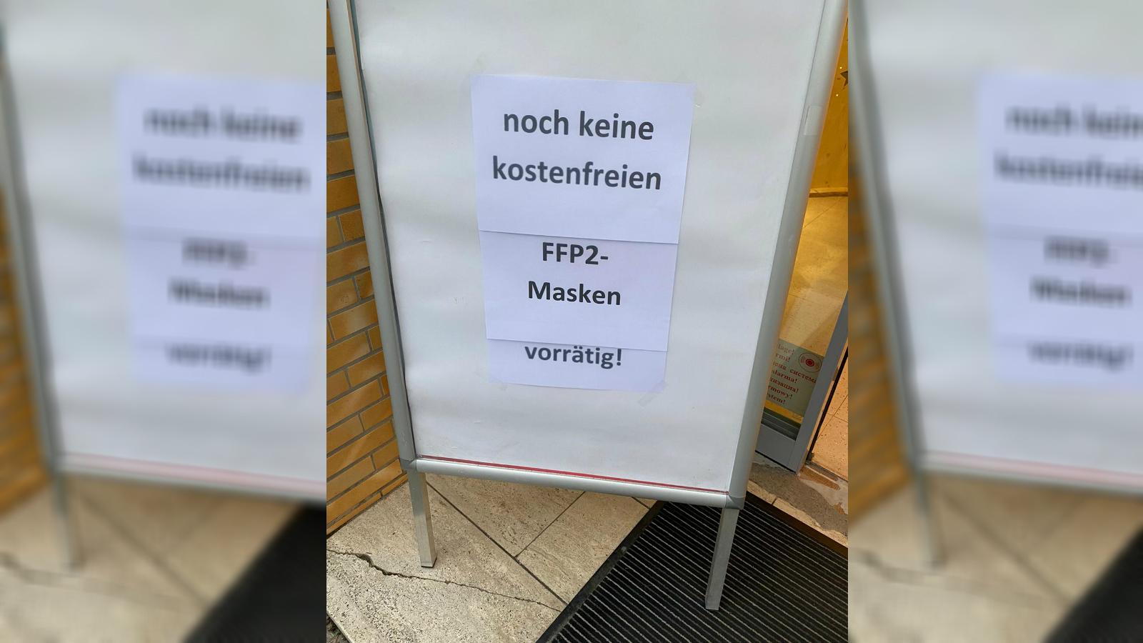 Bayern: Gratismasken für Bedürftige   APOTHEKE ADHOC